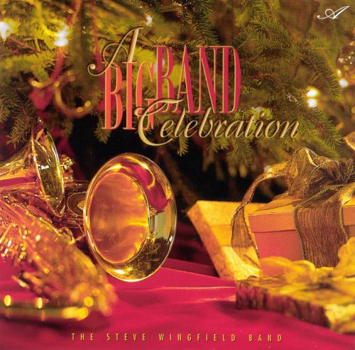big band celebration christmas - Big Band Christmas