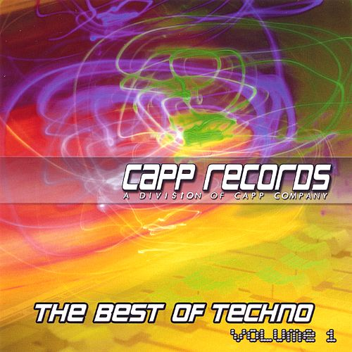 The Best of Techno, Vol. 1 [Capp]