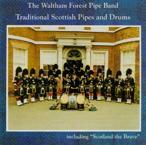 Traditional Scottish Pipes and Drums