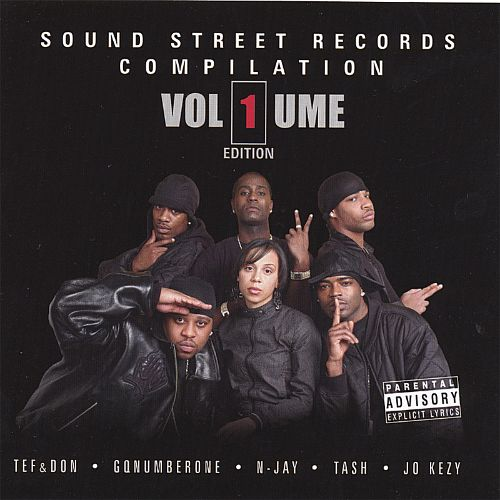 Sound Street Records Compilation, Vol. 1