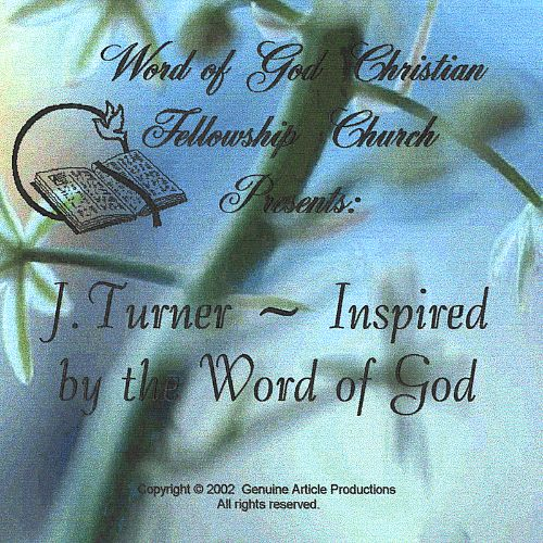 Inspired by the Word of God
