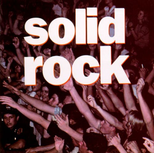 Solid Rock [Sony]