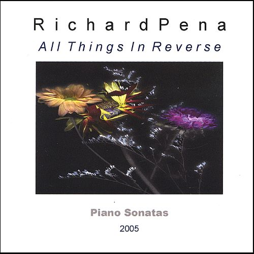 All Things in Reverse: Piano Sonatas