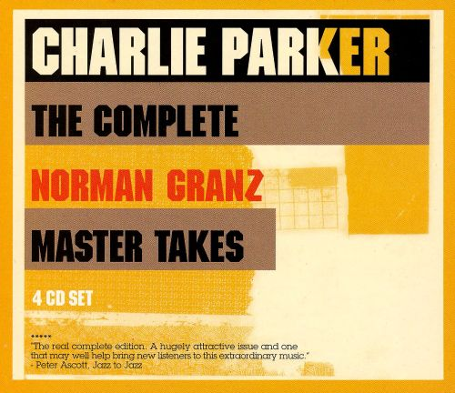 The Complete Norman Granz Master Takes