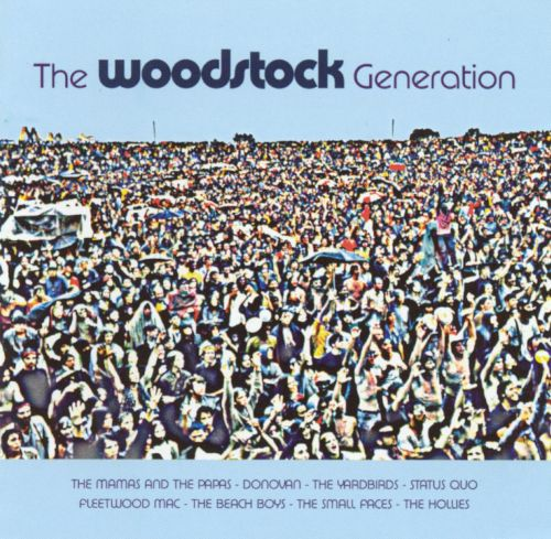 Woodstock Generation [Crimson]