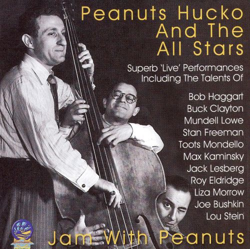Jam with Peanuts