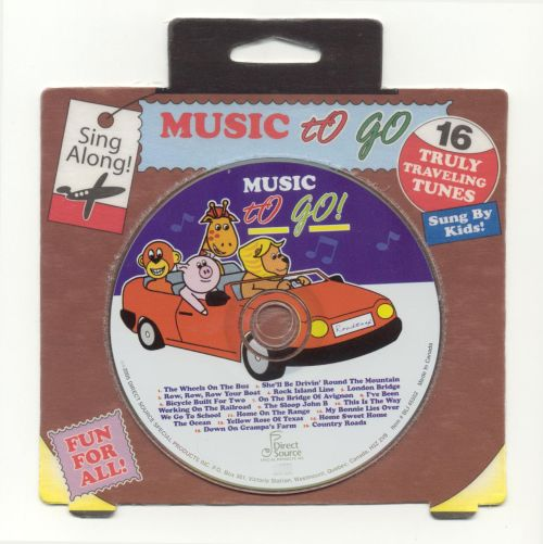 Music to Go