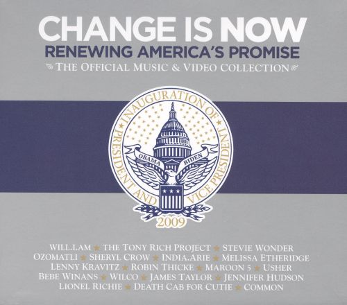 Change Is Now: Renewing America's Promise