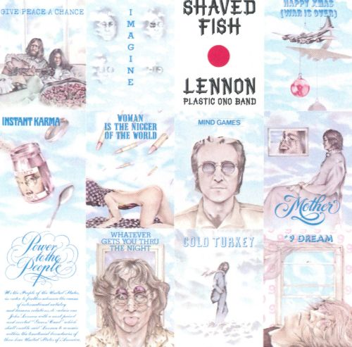 shaved fish john lennon songs reviews credits allmusic