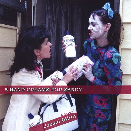 5 Handcreams for Sandy