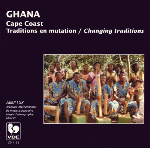 Ghana: Traditions En Mutation/Changing Traditions