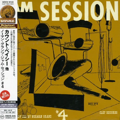 Norman Granz Jam Session, Vol. 4
