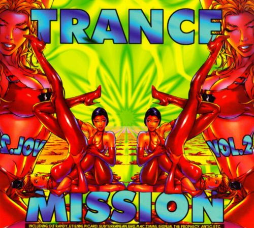 Trance Mission, Vol. 2 [Masters]