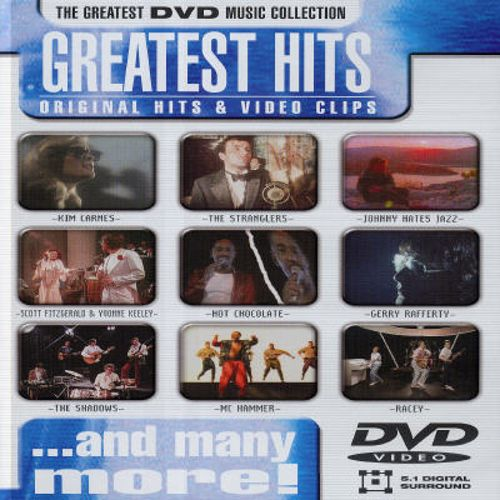 Greatest Hits Video's
