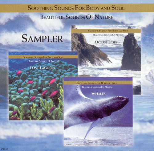 Soothing Sounds for Body & Soul Sampler, Vol. 2