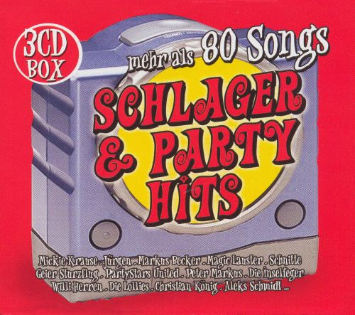 Schlager and Party Hits