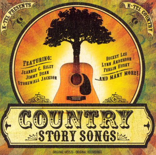 Story Country Wedding Songs Music Playlist: K-Tel Presents: Country Story Songs