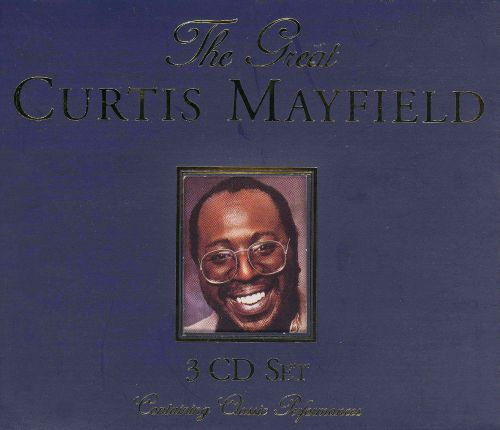 The Great Curtis Mayfield