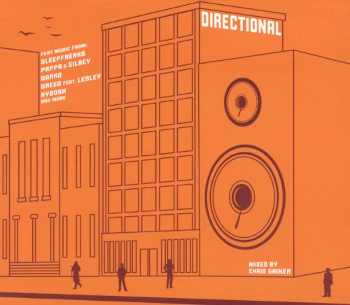 Chris Gainer: Directional