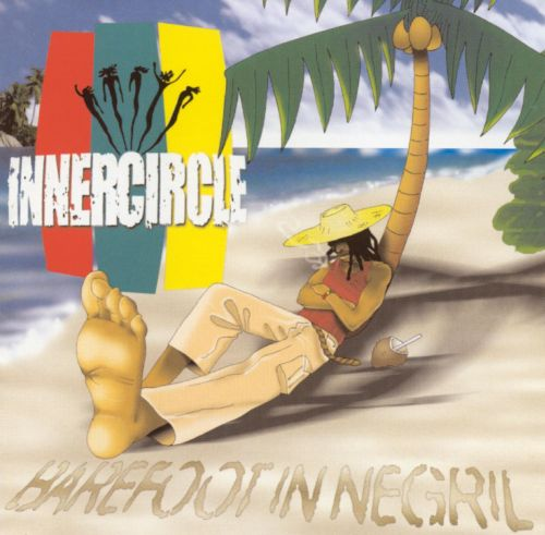Barefoot in Negril