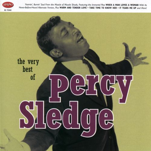 Very Best of Percy Sledge [Rhino]