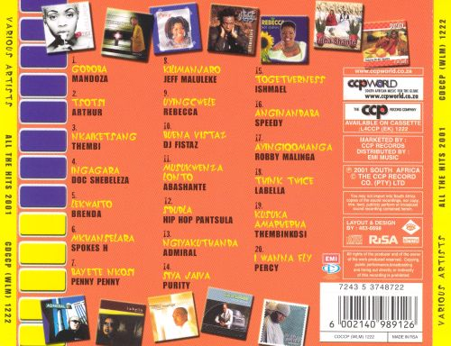 All the Hits, Vol. 3