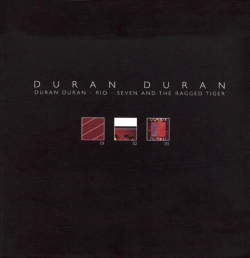 Duran Duran/Rio/Seven and the Ragged Tiger