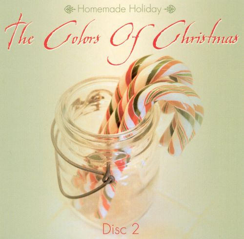 Homemade Holiday: Colors of Christmas [Disc 2]