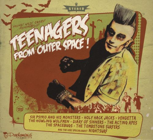 Teenagers from Outer Space!