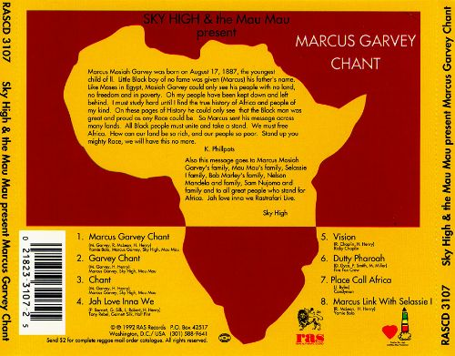Marcus Garvey Chant