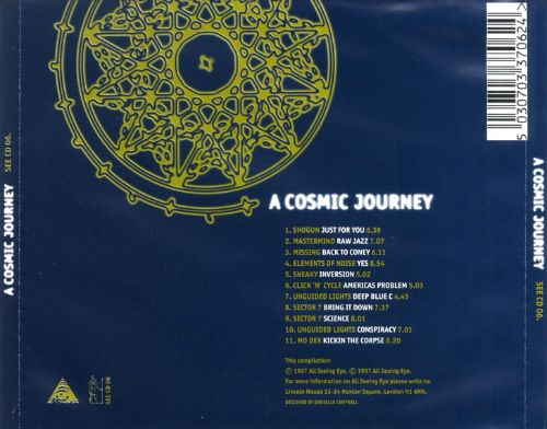 Cosmic Journey [All Seeing Eye]