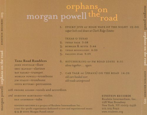 Orphans on the Road