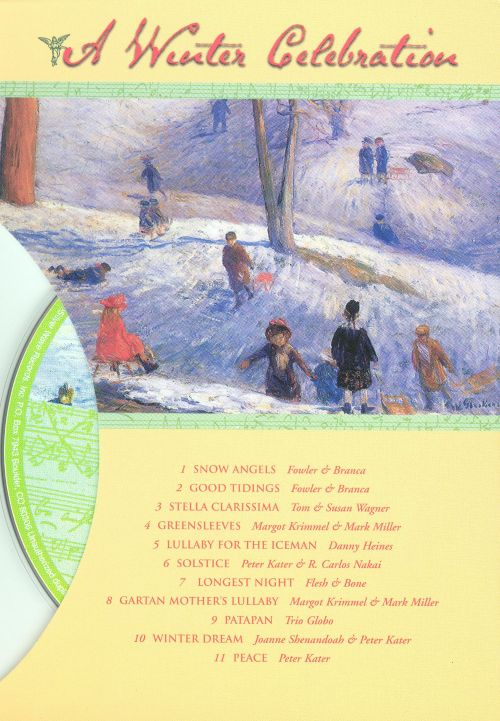 A Winter Collection [BMG Greeting Card CD]