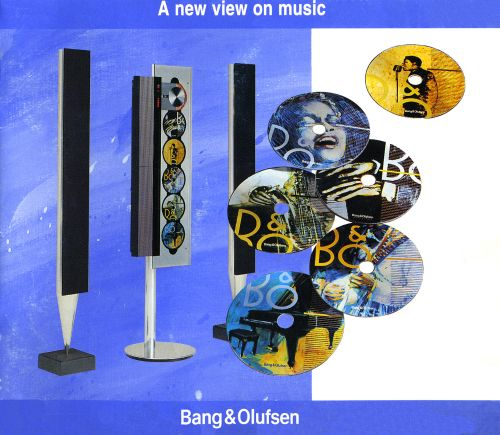 Bang & Olufsen: A New View on Music [Blue Cover]