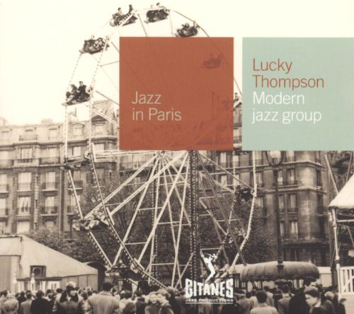 Jazz in Paris: Modern Jazz Group