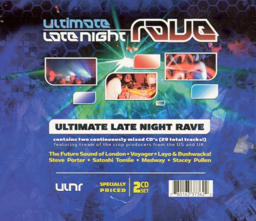 Ultimate Late Night Rave