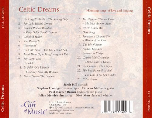 Celtic Dreams [Gift of Music]