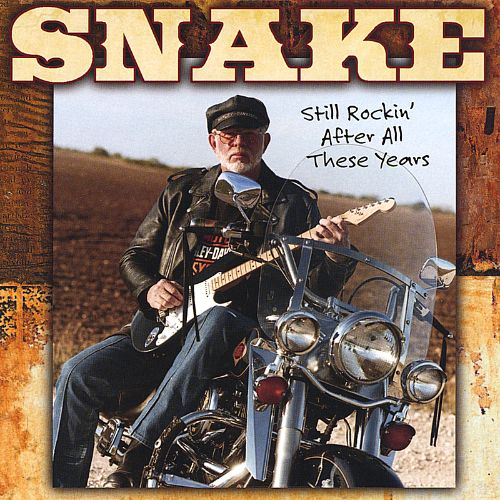 Snake Still Rockin After All These Years