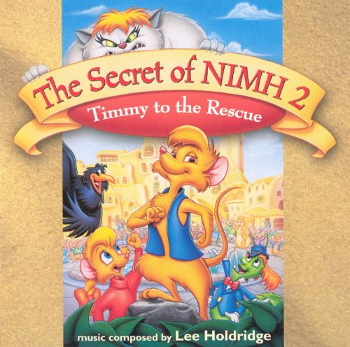 Secret of NIMH, Vol. 2: Timmy to the Rescue