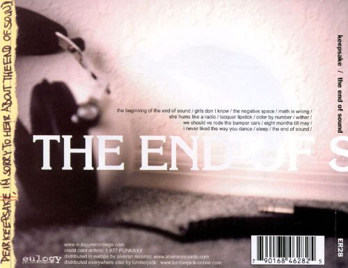 The End of Sound