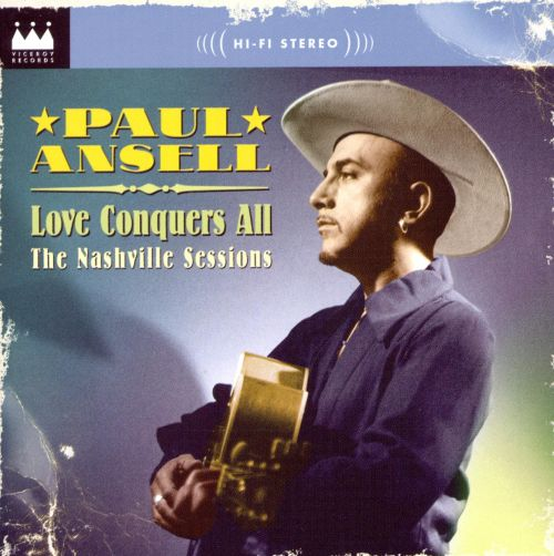 Love Conquers All: The Nashville Sessions