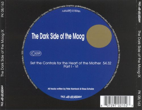 Dark Side of the Moog 9