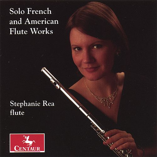 Solo French and American Flute Works