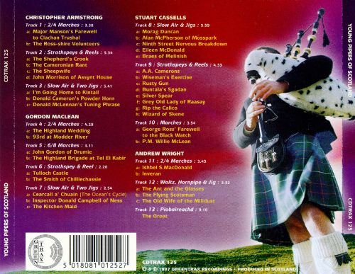 Young Pipers of Scotland