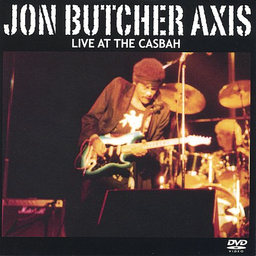 Jon Butcher Axis: Live at the Casbah