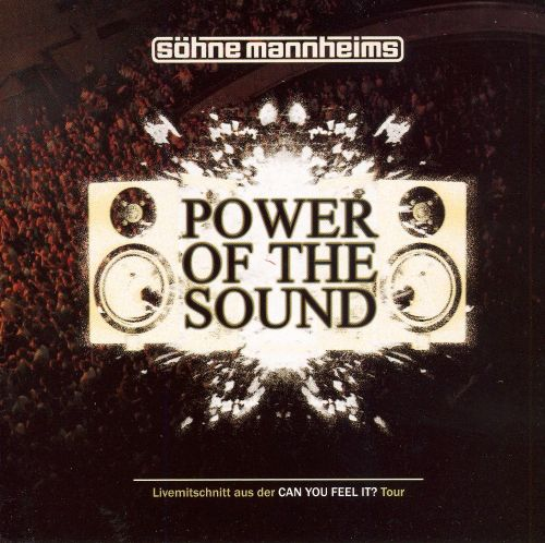 The Power of the Sound: Live