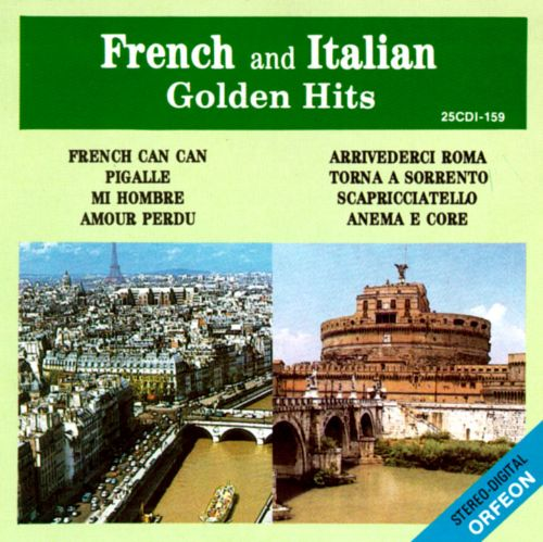 French and Italian Golden Hits