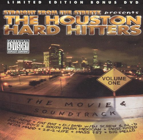 Straight from the Streetz Presents Houston Hard Hitters, Vol. 1 [#2]