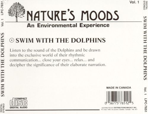 Nature's Moods, Vol. 1: Swim with the Dolphins