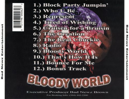 Bloody World Compilation